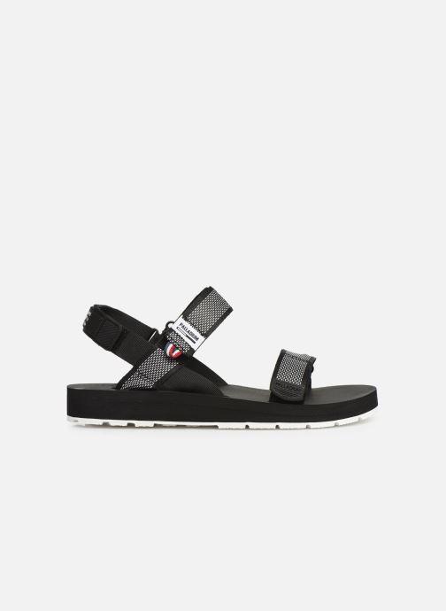 Sandales et nu-pieds Palladium Outdoorsy Strap Camo U Noir vue derrière