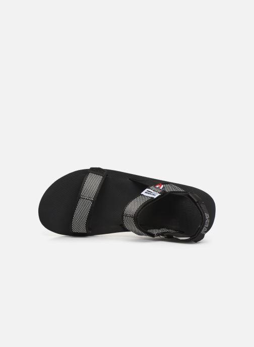 Sandales et nu-pieds Palladium Outdoorsy Strap Camo U Noir vue gauche