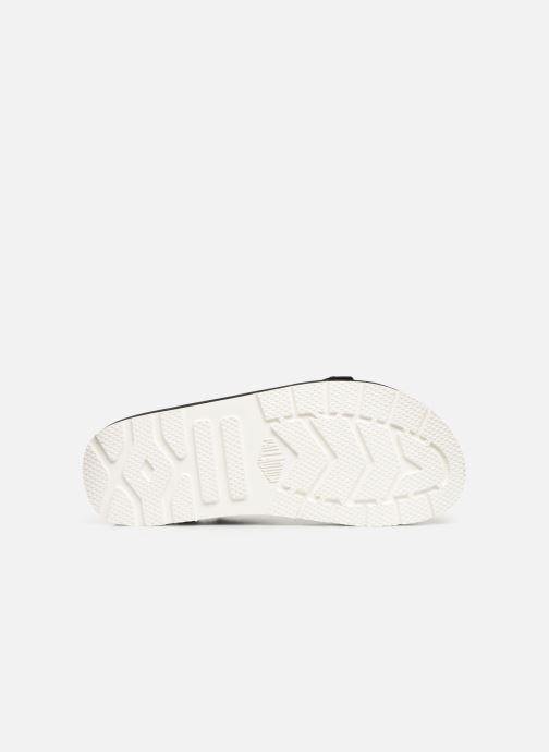 Sandales et nu-pieds Palladium Outdoorsy Strap Camo U Noir vue haut