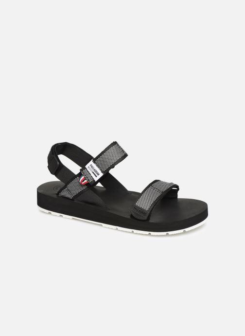 Sandales et nu-pieds Palladium Outdoorsy Strap Camo U Noir vue détail/paire