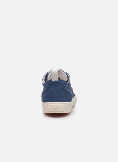 Sneakers Palladium Pallaphoenix Ox Cvs Blå Se fra højre