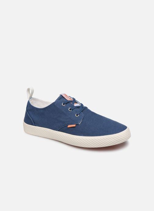 Sneakers Palladium Pallaphoenix Ox Cvs Blå detaljeret billede af skoene