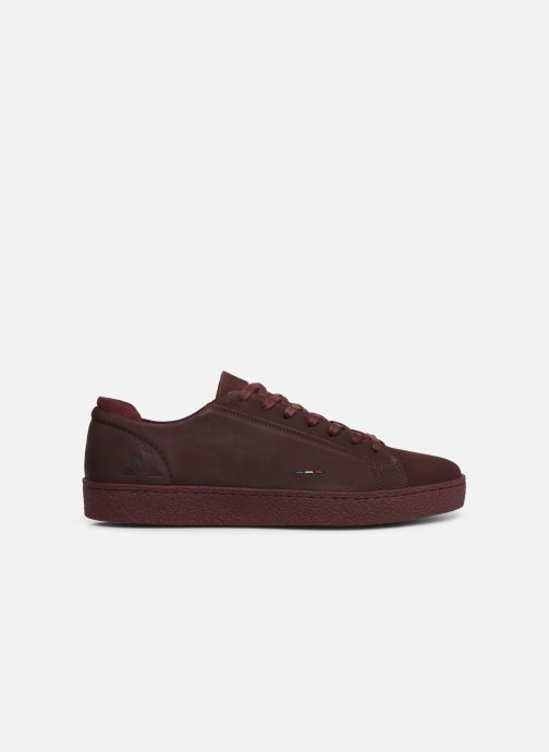Trainers Le Coq Sportif Club Red back view