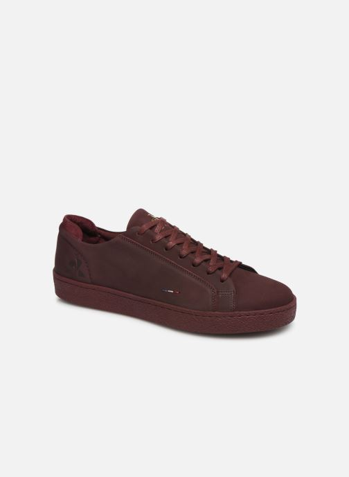 Trainers Le Coq Sportif Club Red detailed view/ Pair view
