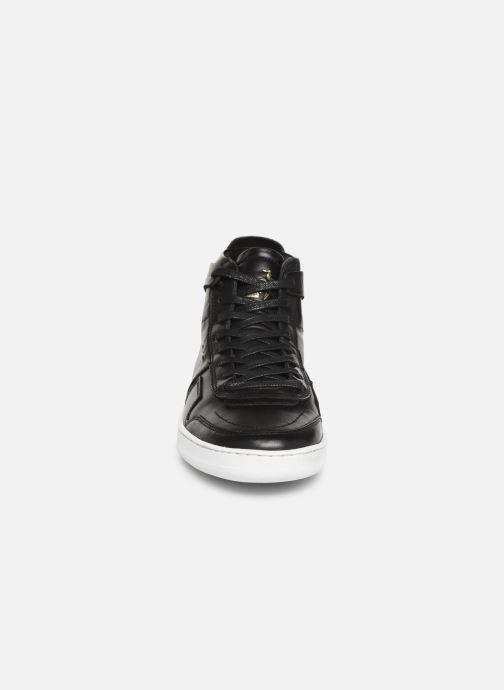 Baskets Le Coq Sportif Prestige Noir vue portées chaussures