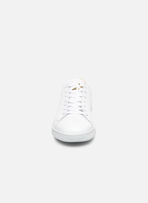 Baskets Le Coq Sportif Avantage Blanc vue portées chaussures
