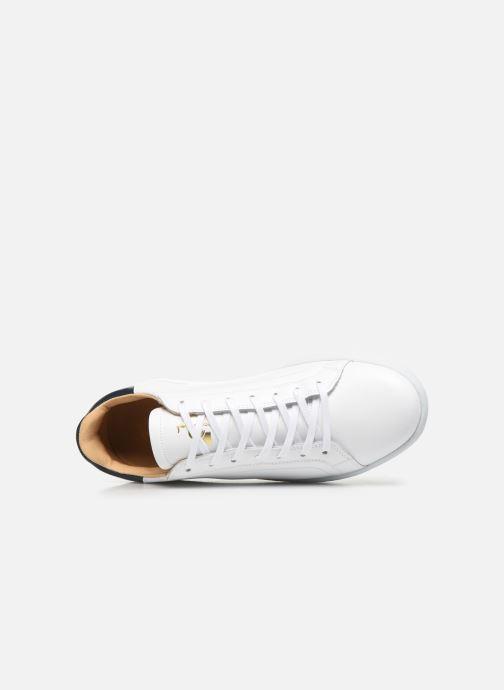 Baskets Le Coq Sportif Avantage Blanc vue gauche