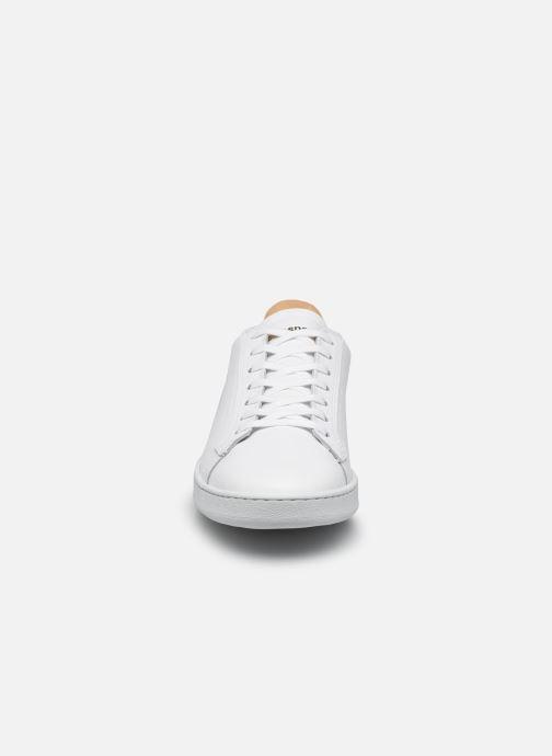 Sneaker Le Coq Sportif Avantage weiß schuhe getragen