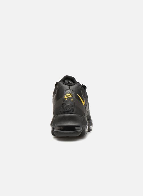 Baskets Nike Air Max 95 Ultra Noir vue droite