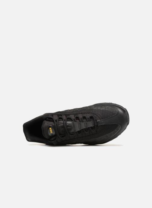Baskets Nike Air Max 95 Ultra Noir vue gauche