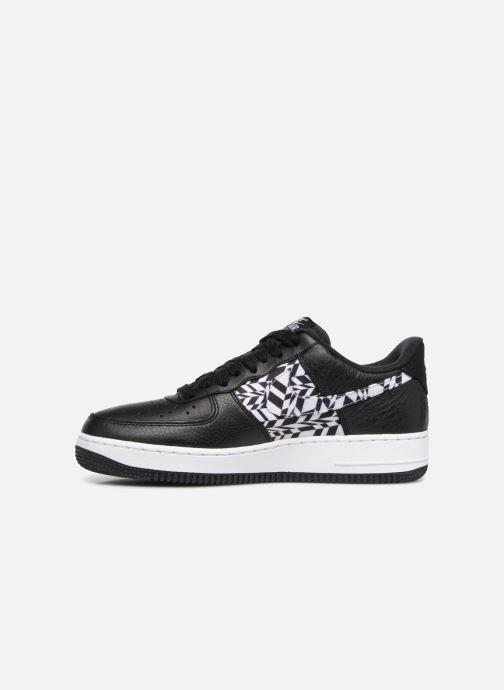 Sneaker Nike Air Force 1 Aop Prm weiß ansicht von vorne