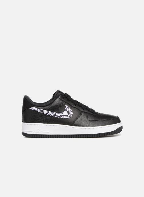 Sneaker Nike Air Force 1 Aop Prm weiß ansicht von hinten