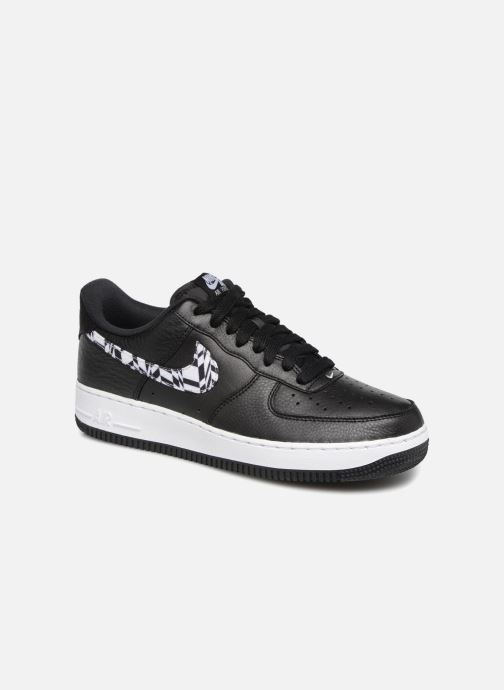 newest d78af cf7db Sneaker Nike Air Force 1 Aop Prm weiß detaillierte ansicht modell
