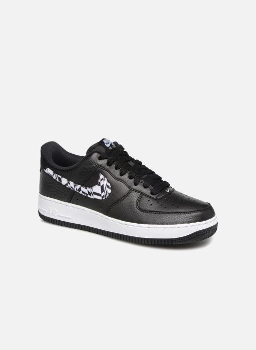 Sneakers Nike Air Force 1 Aop Prm Vit detaljerad bild på paret