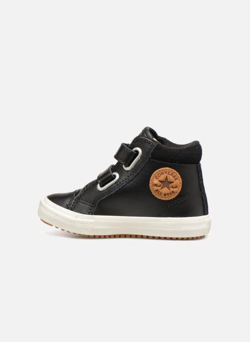 Sneakers Converse Chuck Taylor All Star 2V Pc Boot Hi Zwart voorkant
