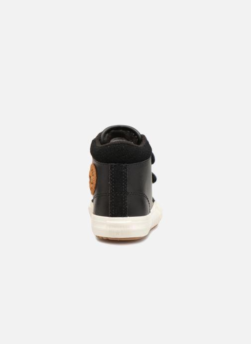 Sneakers Converse Chuck Taylor All Star 2V Pc Boot Hi Zwart rechts