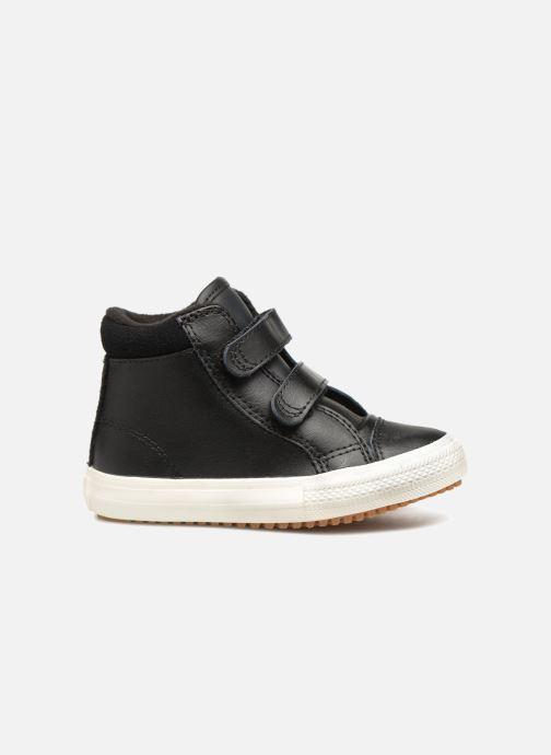 Sneakers Converse Chuck Taylor All Star 2V Pc Boot Hi Zwart achterkant