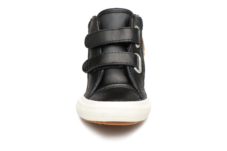 Baskets Converse Chuck Taylor All Star 2V Pc Boot Hi Noir vue portées chaussures