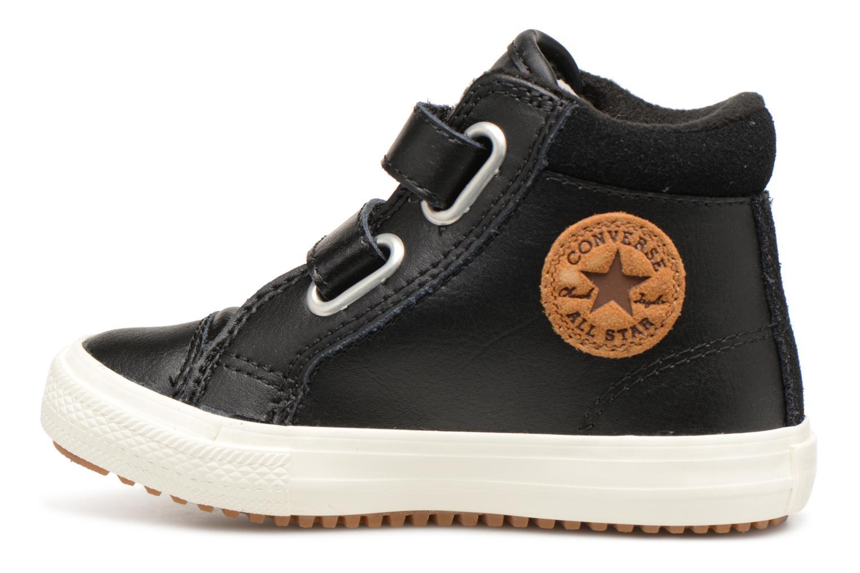 Baskets Converse Chuck Taylor All Star 2V Pc Boot Hi Noir vue face