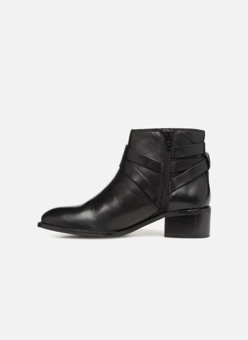 Bottines et boots L'Atelier Tropézien GU78964 Noir vue face