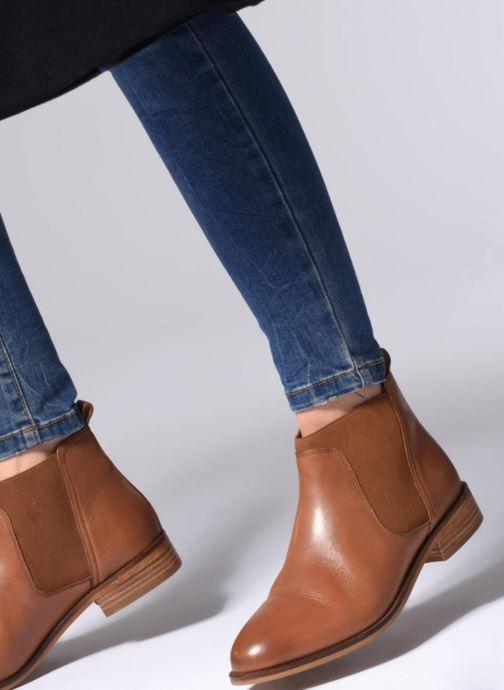 Boots en enkellaarsjes L'Atelier Tropézien TR8286 Bruin onder