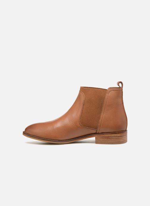 Boots en enkellaarsjes L'Atelier Tropézien TR8286 Bruin voorkant