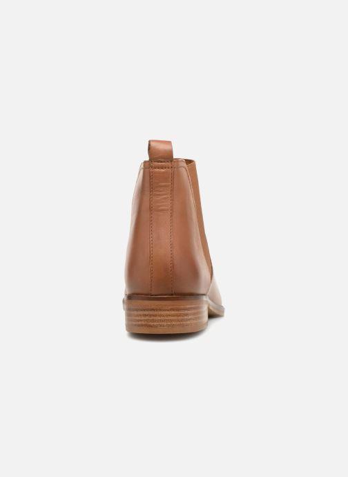 Boots en enkellaarsjes L'Atelier Tropézien TR8286 Bruin rechts