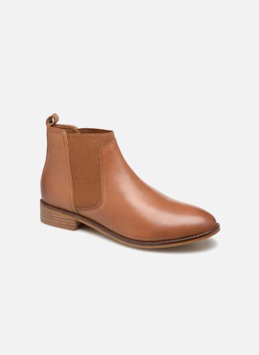 Boots en enkellaarsjes L'Atelier Tropézien TR8286 Bruin detail