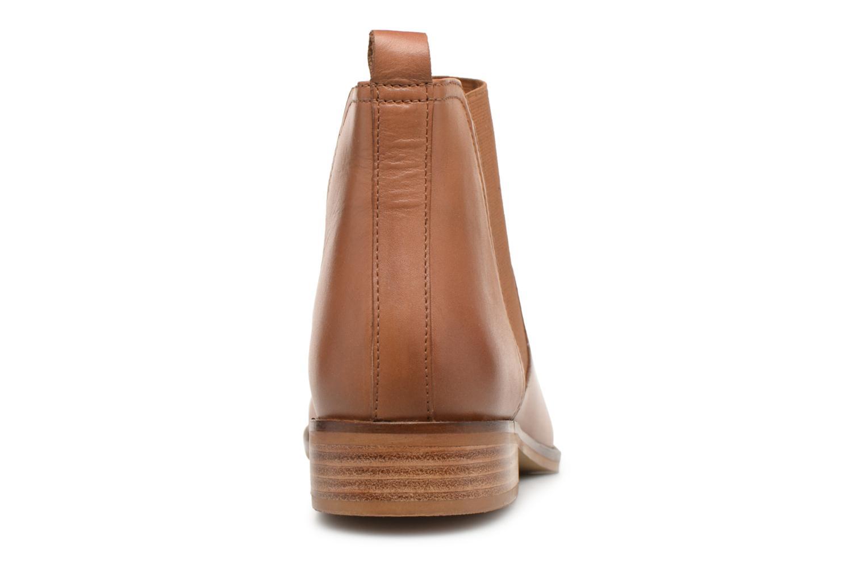 Bottines et boots L'Atelier Tropézien TR8286 Marron vue droite