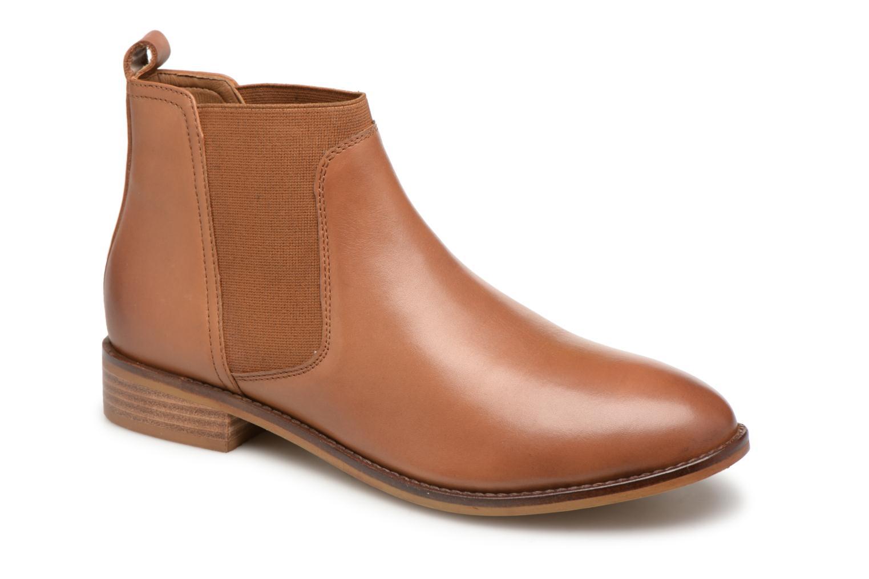Bottines et boots L'Atelier Tropézien TR8286 Marron vue détail/paire