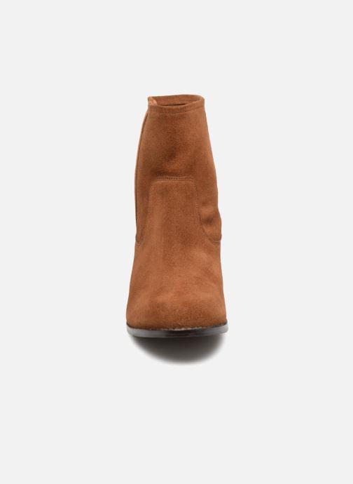Boots en enkellaarsjes L'Atelier Tropézien TR8257-A Bruin model