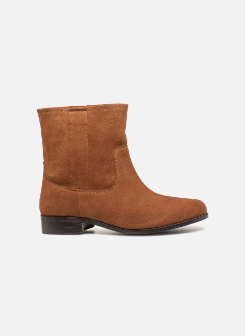 Boots en enkellaarsjes L'Atelier Tropézien TR8257-A Bruin achterkant