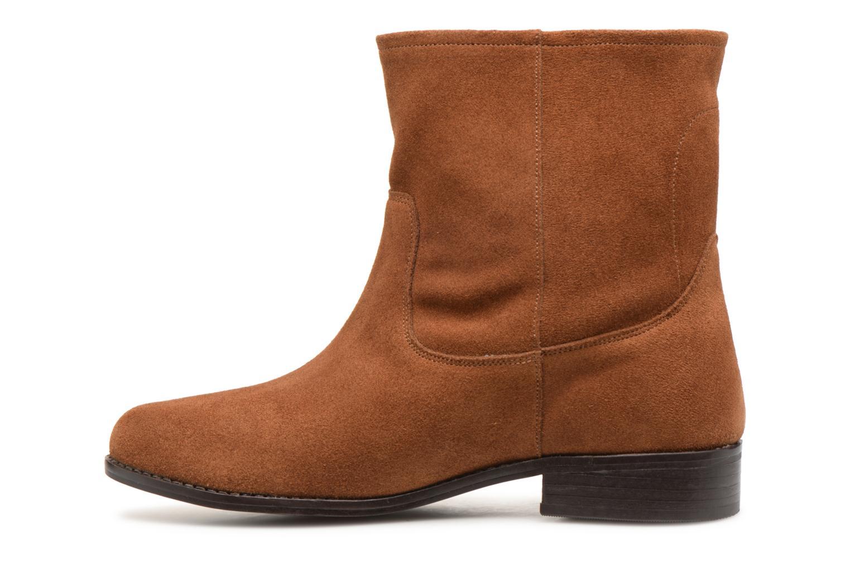 Bottines et boots L'Atelier Tropézien TR8257-A Marron vue face