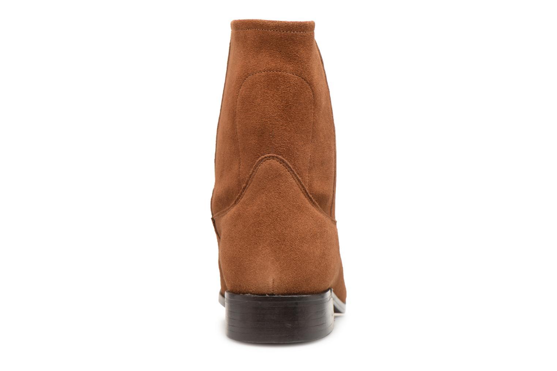 Bottines et boots L'Atelier Tropézien TR8257-A Marron vue droite