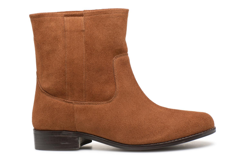 Bottines et boots L'Atelier Tropézien TR8257-A Marron vue derrière