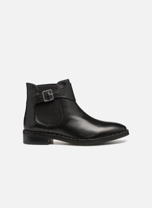 Boots en enkellaarsjes L'Atelier Tropézien GU84456 Zwart achterkant