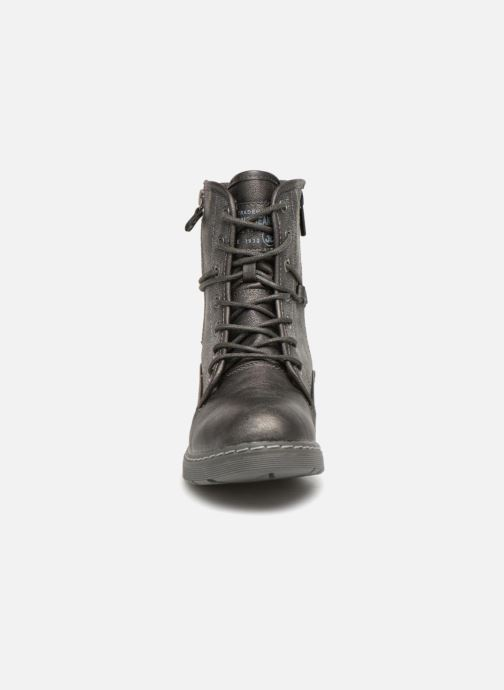 Boots en enkellaarsjes Mustang shoes 1235611 Grijs model