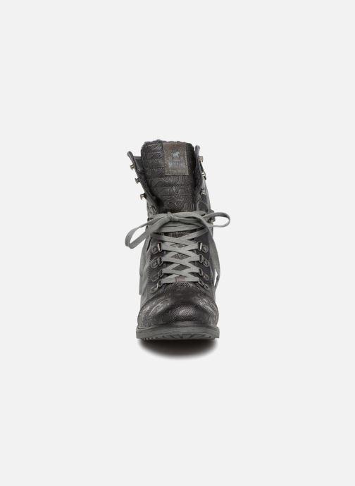 Boots en enkellaarsjes Mustang shoes 124611 Blauw model