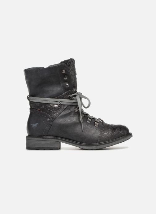 Boots en enkellaarsjes Mustang shoes 124611 Blauw achterkant