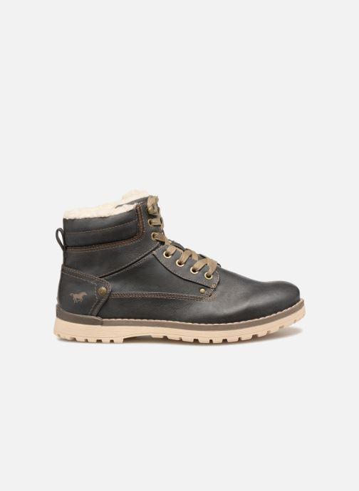 Bottines et boots Mustang shoes 4092609 Gris vue derrière