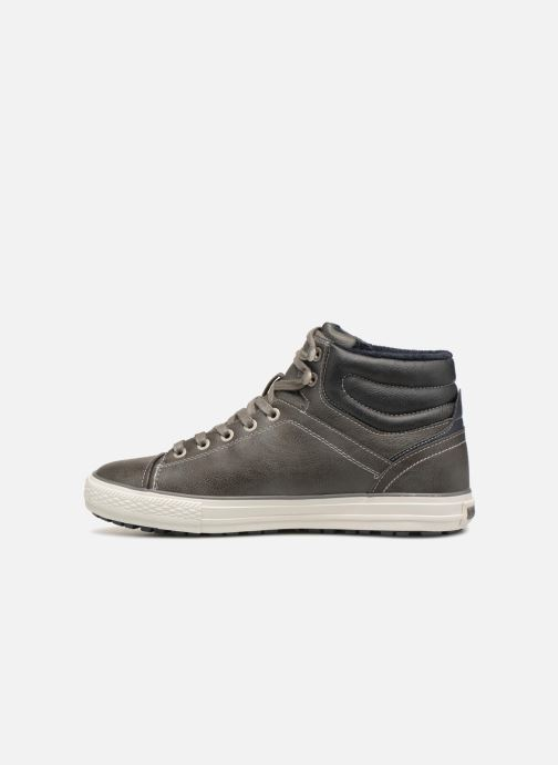 Sneakers Mustang shoes 4129501 Grigio immagine frontale