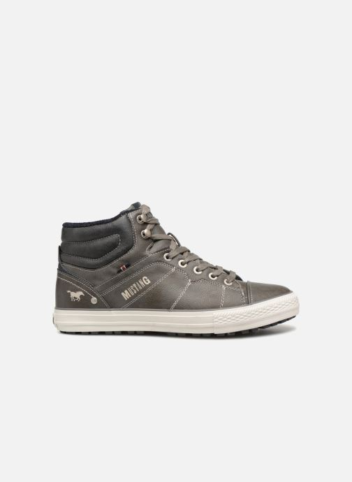 Sneakers Mustang shoes 4129501 Grigio immagine posteriore
