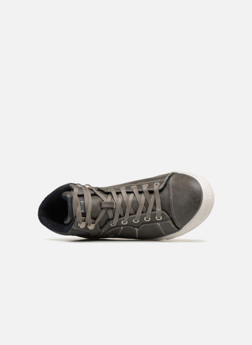 Sneakers Mustang shoes 4129501 Grigio immagine sinistra