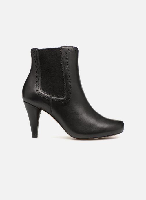 Bottines Et Bella Black Clarks Dalia Leather Boots 53cj4ARLq