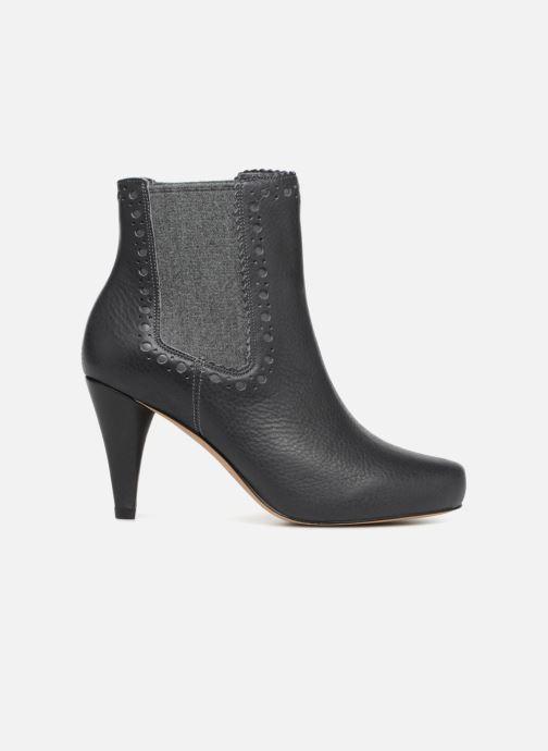 Bottines et boots Clarks Dalia Bella Gris vue derrière