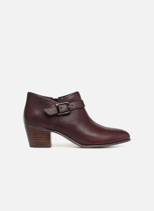 Bottines et boots Clarks Maypearl Milla Bordeaux vue derrière