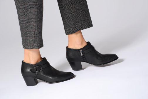 Bottines et boots Clarks Maypearl Milla Noir vue bas / vue portée sac