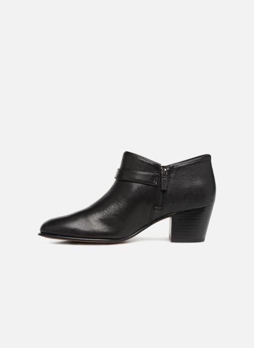 Boots en enkellaarsjes Clarks Maypearl Milla Zwart voorkant