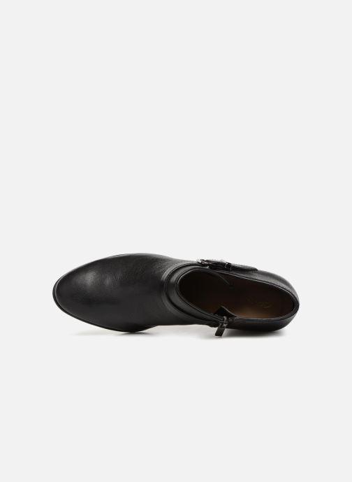 Boots en enkellaarsjes Clarks Maypearl Milla Zwart links