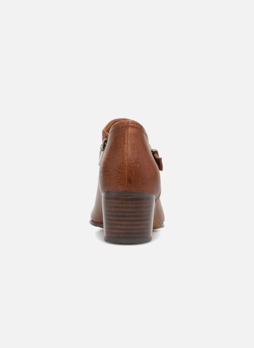 Bottines et boots Clarks Maypearl Milla Marron vue droite